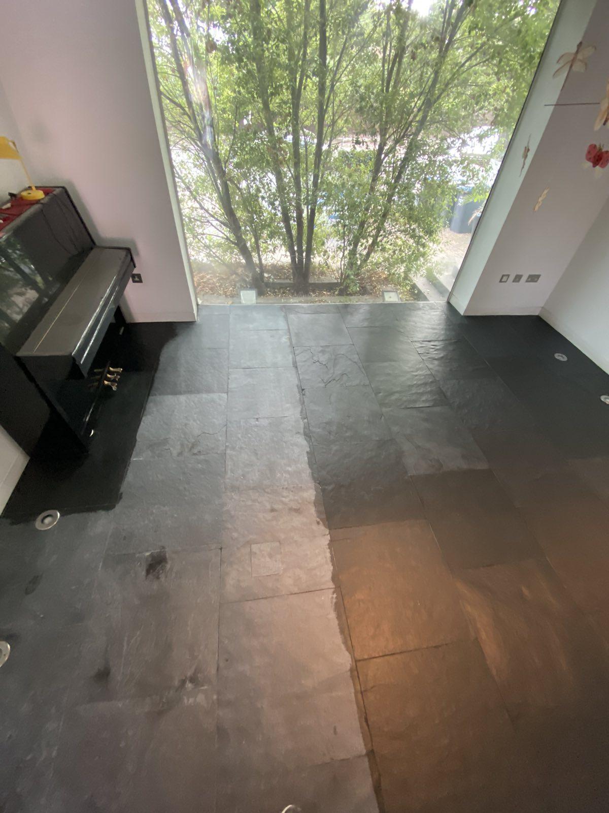 proper floor sealing